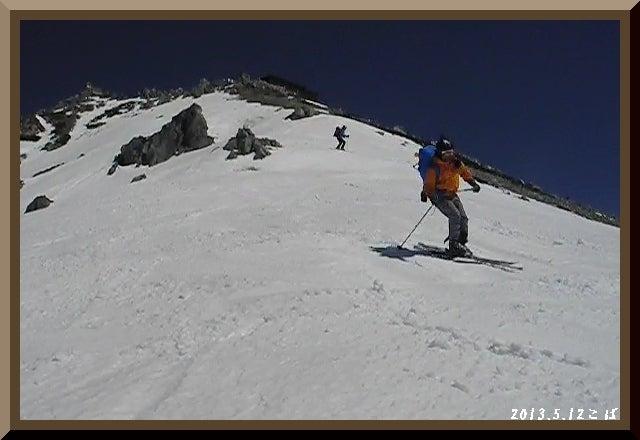 ロフトで綴る山と山スキー-0512_1404