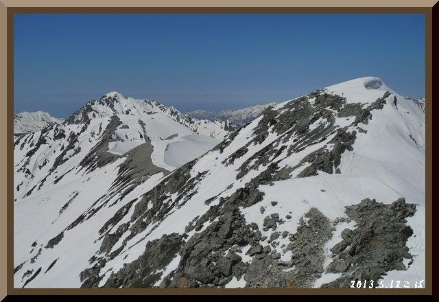 ロフトで綴る山と山スキー-0512_1330