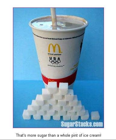 コーラの砂糖の量知ってる?コカ・コーラ ...