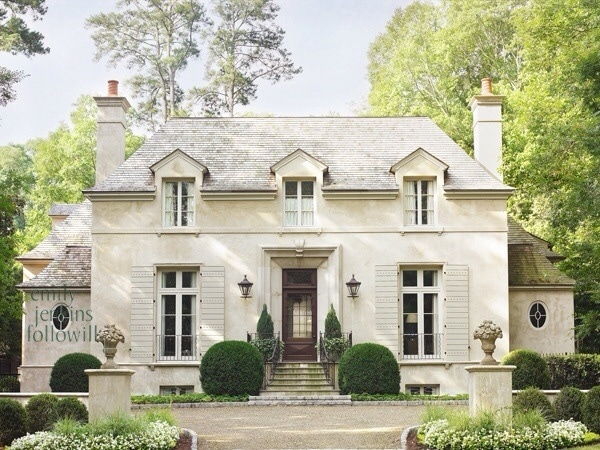 for French style homes for sale