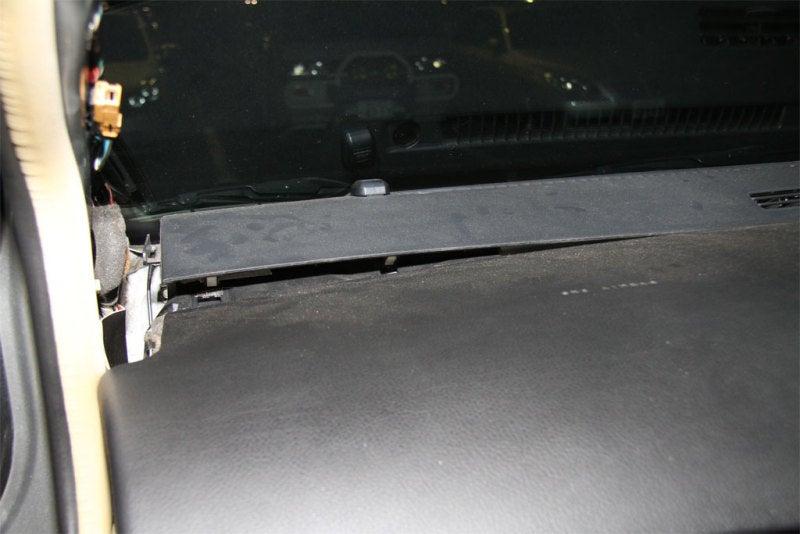 クルマはおもちゃのブログ-E51 エルグランド ダッシュボード