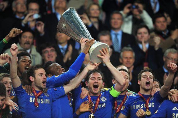 チェルシー ベンフィカ ヨーロッパリーグ 決勝戦