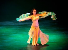 Belly Dancer * Mona