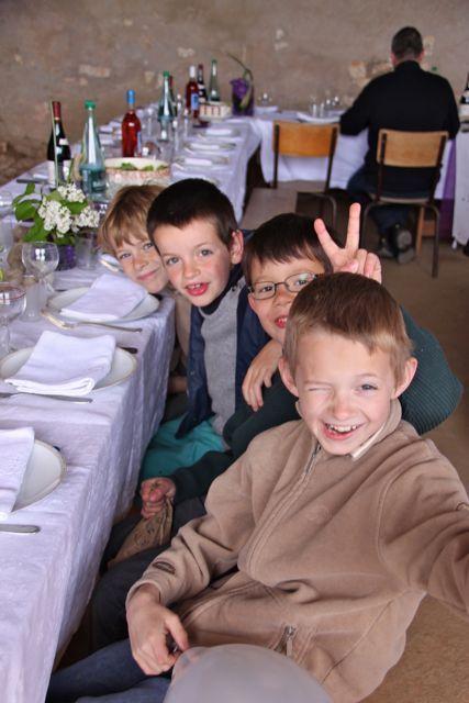 プロヴァンス発 南フランス暮らし365日-子どもたち