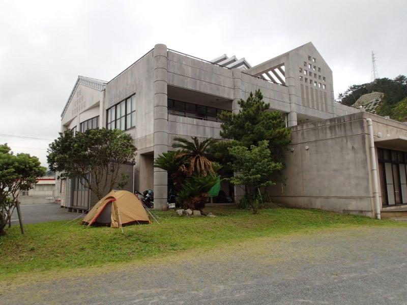 歩き人ふみの徒歩世界旅行 日本・台湾編-どぅくさあや館横