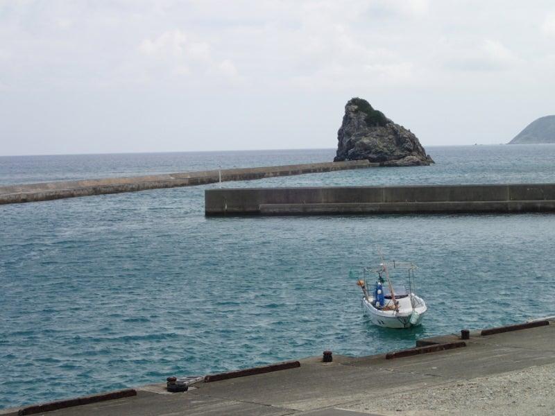 歩き人ふみの徒歩世界旅行 日本・台湾編-小さな漁港2