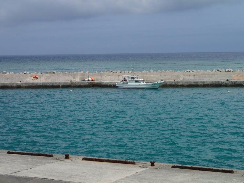歩き人ふみの徒歩世界旅行 日本・台湾編-小さな漁港