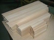 片桐産業さんのブログ-木製スツール