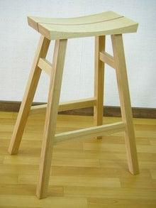 片桐産業さんのブログ-キッチンスツール