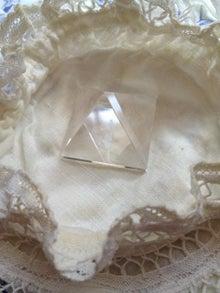 空の思想(くうのしそう)~輝く女性の為の宇宙の法則☆~-ピラミッド水晶