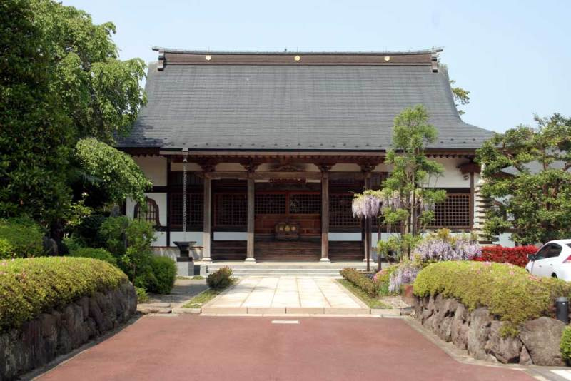 浄泉寺城/浄泉寺本堂