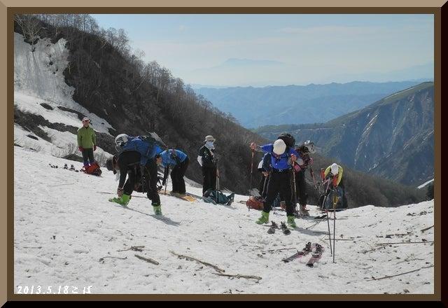 ロフトで綴る山と山スキー-0518_0836