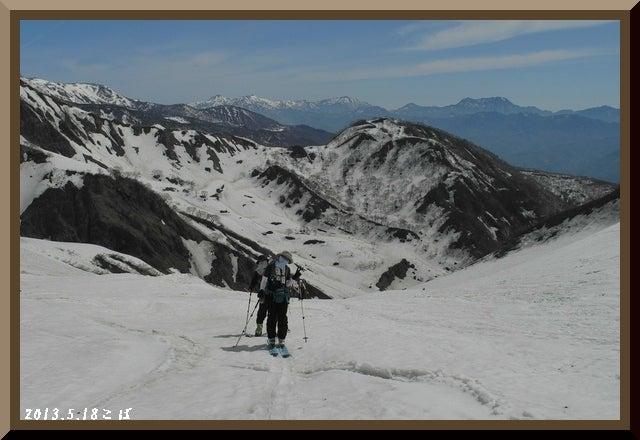 ロフトで綴る山と山スキー-0518_0923