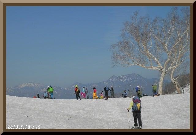 ロフトで綴る山と山スキー-0518_1423