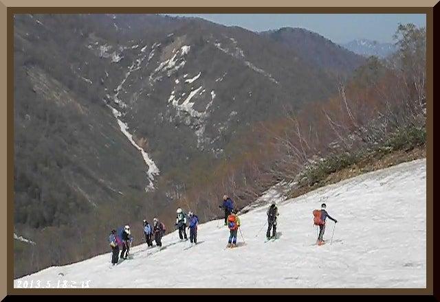 ロフトで綴る山と山スキー-0518_1504