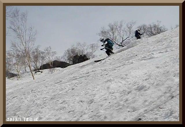 ロフトで綴る山と山スキー-0518_1453