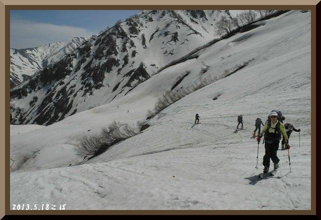 ロフトで綴る山と山スキー-0518_1403