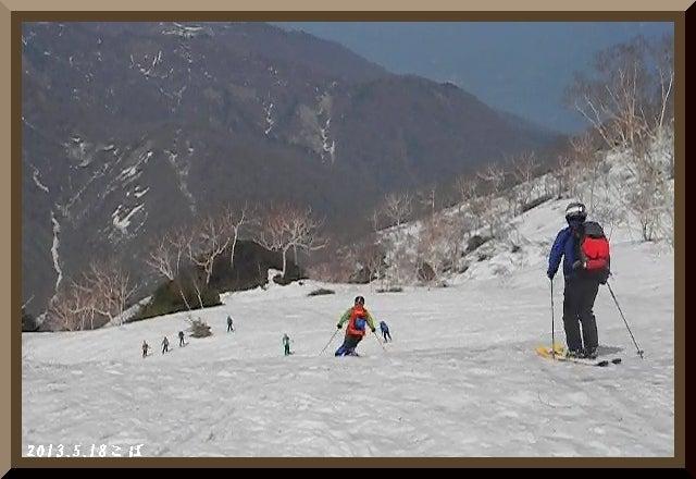 ロフトで綴る山と山スキー-0518_1448