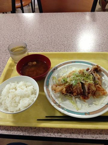 I viaggi di Pasquale-油淋鶏定食