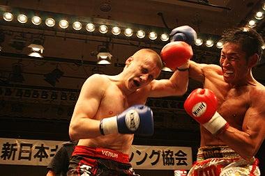 新日本キックボクシング協会-大塚隼人vsヤンチュック・ニキタ