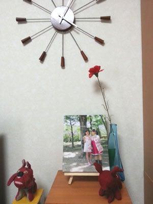 子供の絵を永遠の想い出として残しませんか?-七五三写真 オリジナル ファブリックパネル