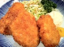 $中央区 日本橋 水天宮(人形町)の『ごちそう家 ぽん太の気まぐれ』ブログ☆-ヒレカツ定食