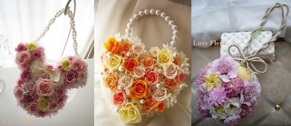 Luxe Fleur Diary~プリザ・シルクフラワーのブライダルショップ~