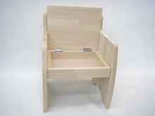 片桐産業さんのブログ-子供椅子製作キット