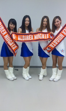 ALBIREX CHEERLEADERS SCHOOL オフィシャルBOLG