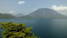 14白岩からの中禅寺湖&男体山