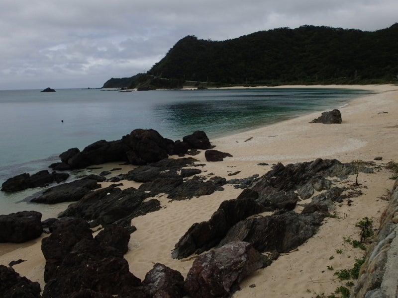 歩き人ふみの徒歩世界旅行 日本・台湾編-浜1