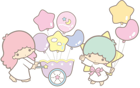LittleTwinStars Official★Blog  Kiki&Lala Dreamy Diary