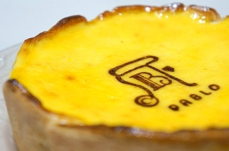 $大阪スイーツレポーターちひろのおいしいスイーツランキング-焼きたてチーズタルト専門店パブロ