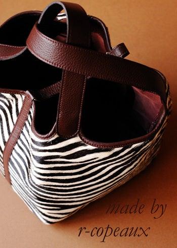 R-copeaux(アール・コポー)のハンドバッグ