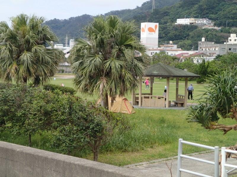 歩き人ふみの徒歩世界旅行 日本・台湾編-グランドゴルフ