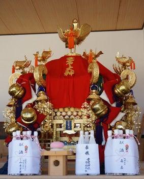 愛宕山-愛宕神社のお神輿