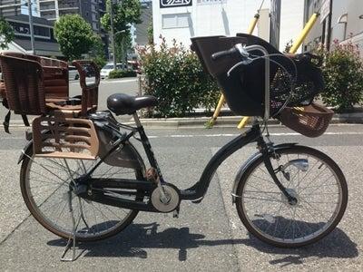 ... 子供乗せ自転車 中古 買い取り