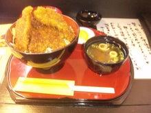 健康&リラクゼーション-ミックスソースかつ丼