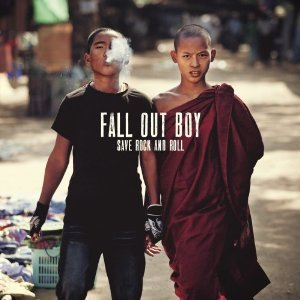 SNOW BLIND WORLD-FALL OUT BOY