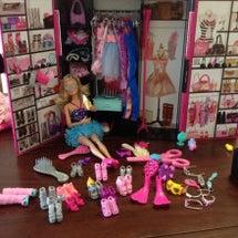 Barbie's w…