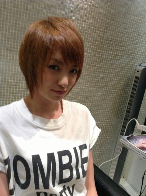 髪型 アッキーナ 髪型 : ameblo.jp
