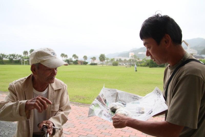歩き人ふみの徒歩世界旅行 日本・台湾編-新聞