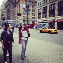 自由の女神になりたくて。(New York カメレオン人生)
