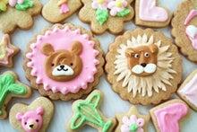 香川・高松のケーキ屋さんラ・ファミーユのスィーツ日記-アイシングクッキー