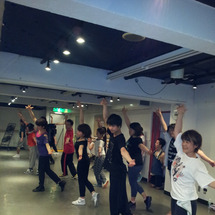 JAZZクラス〜!!…