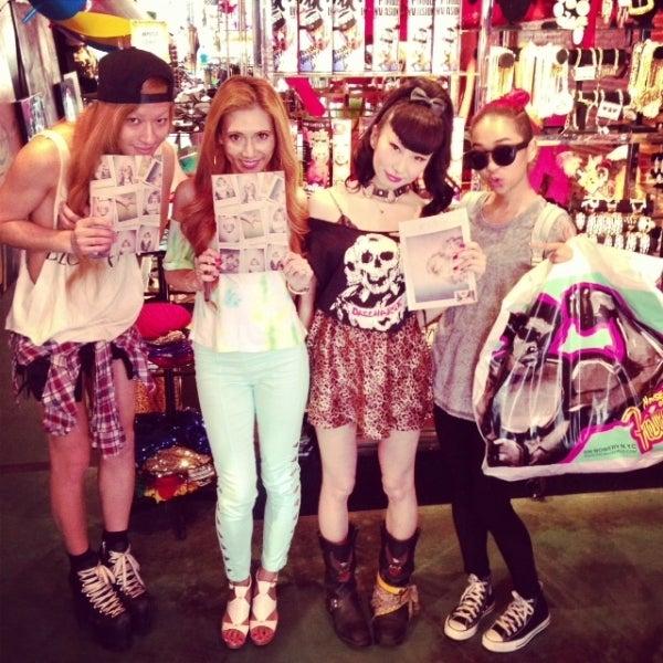 $Patricia Field NY Store Blog