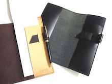 OXIO-CRAFT(オキクラ)の「革雑貨」制作日記-一筆箋