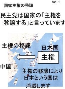 $日本人の進路-国家主権の移譲