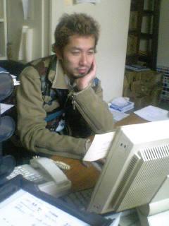 おまけ道@琵琶湖畔で実家生活♪ポテチンっ♪-20090125sun