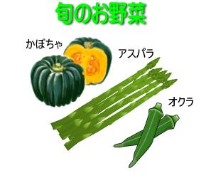 アンチエイジングが自宅で簡単に実践できるブログ-旬の野菜
